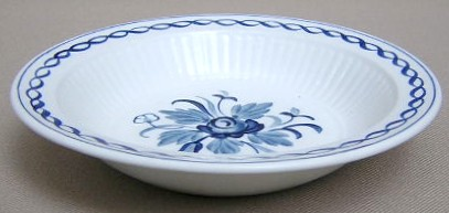 Make sure your browser can show photos and reload this page to see Adams China Baltic Fruit/dessert bowl 5 1/4Ó