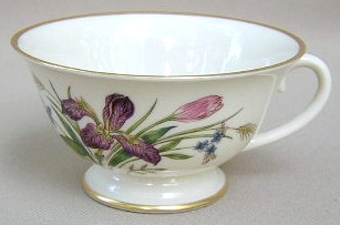 Make sure your browser can show photos and reload this page to see Franciscan China Mariposa  Cup only (no saucer) 4
