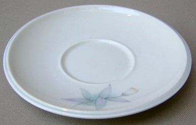 Make sure your browser can show photos and reload this page to see Noritake China Together 9132 Saucer only 6 1/8