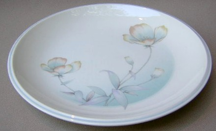 Make sure your browser can show photos and reload this page to see Noritake China Together 9132 Salad plate 8 1/4