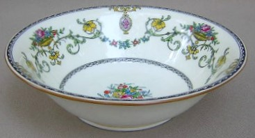 Make sure your browser can show photos and reload this page to see Minton China Talbot B1113 Cereal bowl 6 1/4