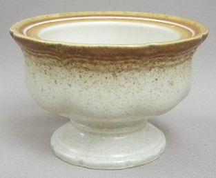 Make sure your browser can show photos and reload this page to see Mikasa China Whole Wheat E8000/DX Sugar bowl (no lid)