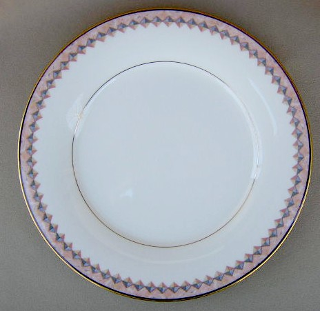 Make sure your browser can show photos and reload this page to see Noritake China Momentum 7734 Salad plate 8 1/4