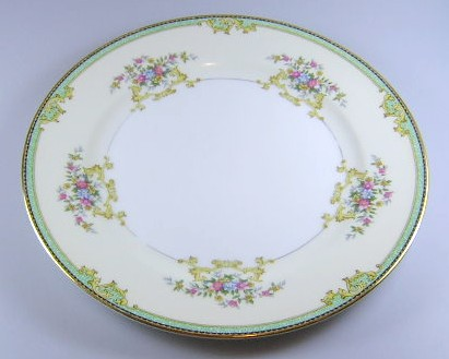 Make sure your browser can show photos and reload this page to see Noritake China Marcell 86199/61 Dinner plate