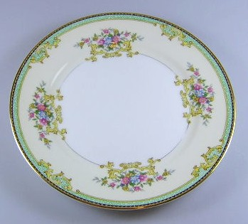 Make sure your browser can show photos and reload this page to see Noritake China Marcell 86199/61 Salad plate 7 1/2