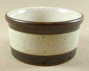 Make sure your browser can show photos and reload this page to see Denby - Langley China Russet Souffle 4 3/8