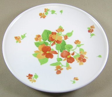 Make sure your browser can show photos and reload this page to see Noritake China Happy Days 9069 Salad plate 8 1/2