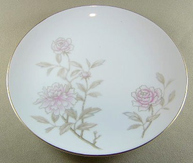 Make sure your browser can show photos and reload this page to see Harmony House China Patricia  Salad plate 7 7/8