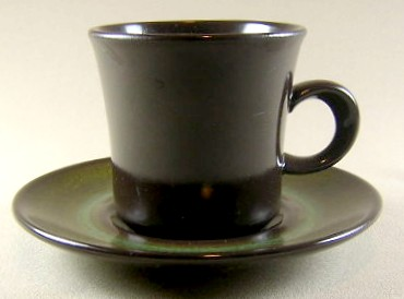 Make sure your browser can show photos and reload this page to see Franciscan China Madeira  Cup and saucer set 3 1/8