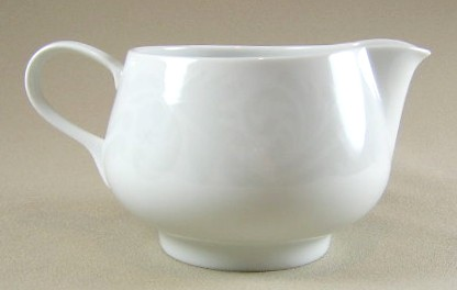 Make sure your browser can show photos and reload this page to see Easterling China Damask Creamer