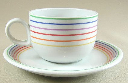 Make sure your browser can show photos and reload this page to see Block China Sextet Cup and saucer set 2 1/2
