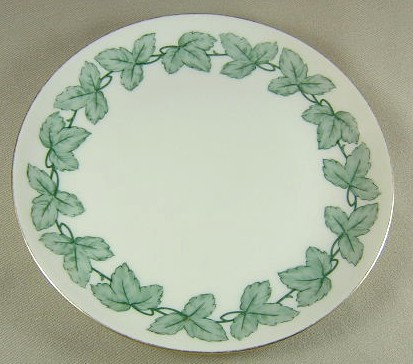 Make sure your browser can show photos and reload this page to see Pickard China Sylvia 1068 Salad plate 7