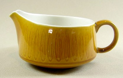 Make sure your browser can show photos and reload this page to see Franciscan China Topaz Creamer