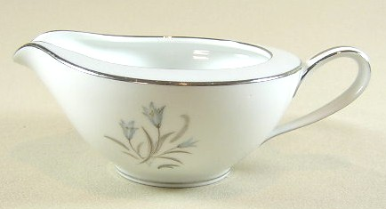 Make sure your browser can show photos and reload this page to see Noritake China Theme 5545 Creamer