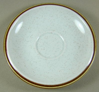 Make sure your browser can show photos and reload this page to see Mikasa China Natural Beauty C9000 Saucer only 6 1/4