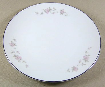 Make sure your browser can show photos and reload this page to see Noritake China Bellemead 6314 Salad plate 8 1/4