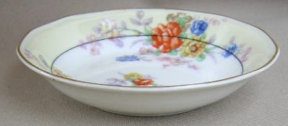 Make sure your browser can show photos and reload this page to see Haviland China Jewel Fruit/dessert bowl cream 5