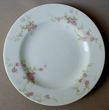 Make sure your browser can show photos and reload this page to see Haviland China Touraine Bread and butter plate 6 1/2