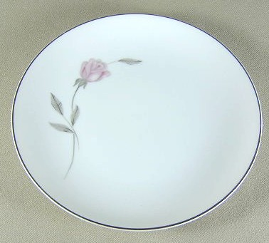 Make sure your browser can show photos and reload this page to see Mikasa China Primrose 8194 Bread and butter plate 6 1/2