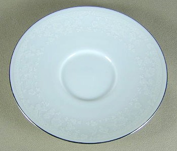 Make sure your browser can show photos and reload this page to see Noritake China Candice 3161 Saucer only 5 3/4