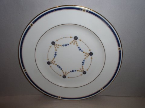 Make sure your browser can show photos and reload this page to see Lenox China Eaton Knoll Salad plate
