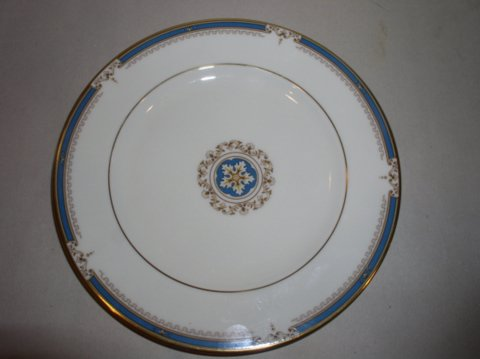 Make sure your browser can show photos and reload this page to see Lenox China Whitley Manor Salad plate --8