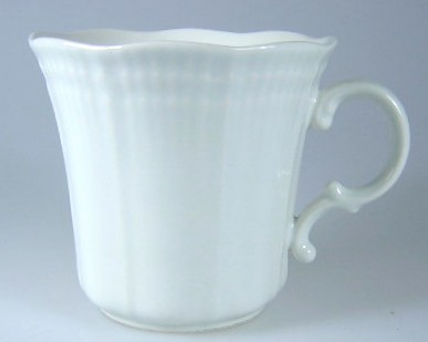 Make sure your browser can show photos and reload this page to see Mikasa China Allura DH900 Cup only (no saucer)  3 1/8