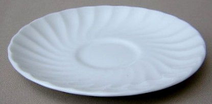Make sure your browser can show photos and reload this page to see Johnson Brothers Dinnerware  Regency Saucer only 5 1/2