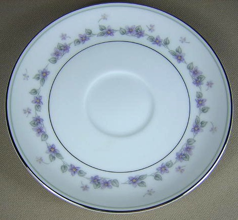 Make sure your browser can show photos and reload this page to see Noritake China Camille 6016 Saucer only 6