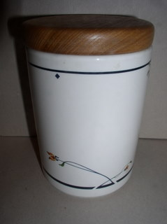 Make sure your browser can show photos and reload this page to see Gorham China Ariana Canister 2-piece --5