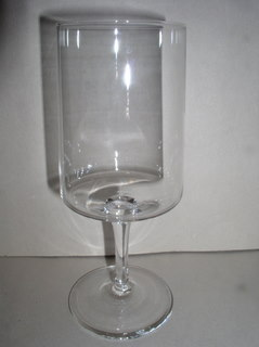 Make sure your browser can show photos and reload this page to see Lenox Crystal Horizon Goblet, water