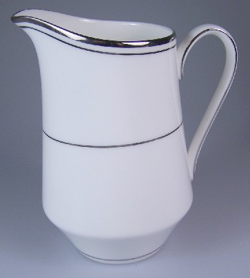 Make sure your browser can show photos and reload this page to see Mikasa China Briarcliffe A1101 Creamer 4 1/2