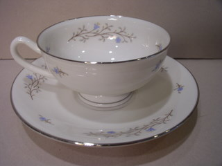 Make sure your browser can show photos and reload this page to see Syracuse China Inspiration Cup and saucer set