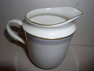 Make sure your browser can show photos and reload this page to see Lenox China Biltmore Creamer