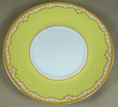Make sure your browser can show photos and reload this page to see Briard, Georges China Somerset  Saucer only  5 3/4