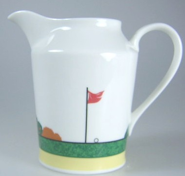 Make sure your browser can show photos and reload this page to see Christopher Stuart China Fairway HK204 Creamer