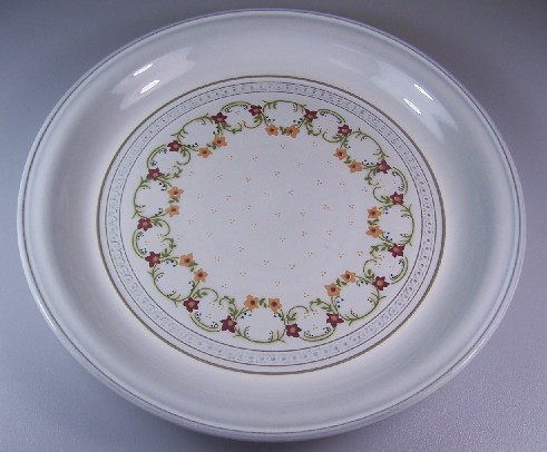 Make sure your browser can show photos and reload this page to see Denby - Langley China Avignon Dinner plate 10 3/4