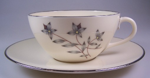 Make sure your browser can show photos and reload this page to see Lenox China Princess X516 Cup and saucer set 2