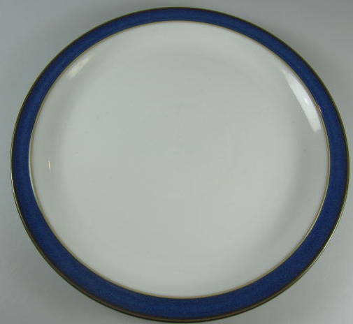 Make sure your browser can show photos and reload this page to see Denby - Langley China Imperial Blue Salad plate 8 5/8