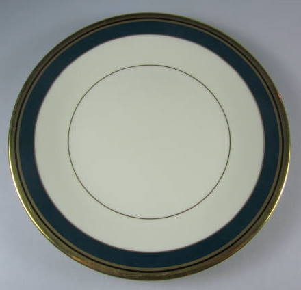 Make sure your browser can show photos and reload this page to see Pickard China Biscayne Bread and butter plate 6 1/4