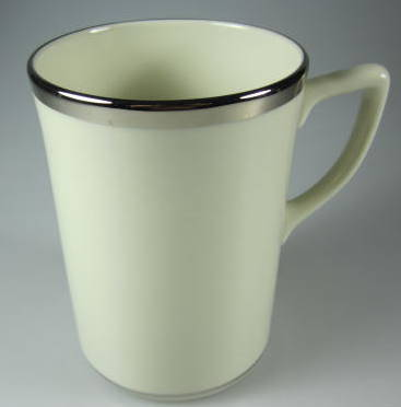 Make sure your browser can show photos and reload this page to see Pickard China Bracelet Mug straight sides 4