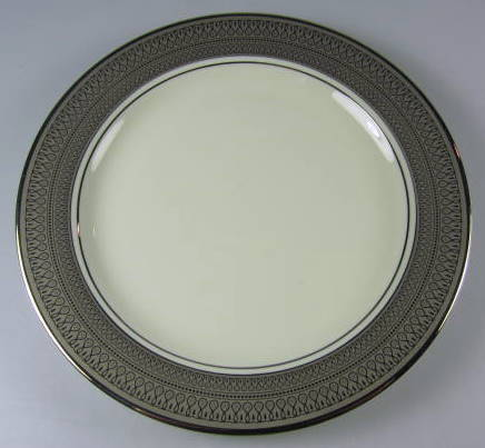 Make sure your browser can show photos and reload this page to see Pickard China Geneva Bread and butter plate 6 1/8