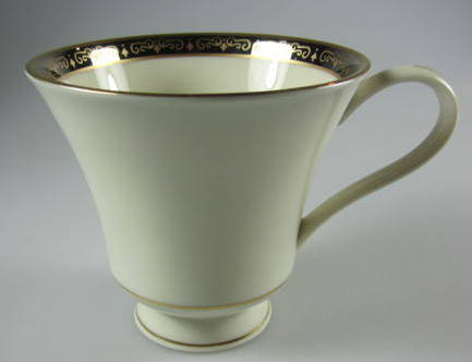 Make sure your browser can show photos and reload this page to see Pickard China Illusion 1085 Cup only (no saucer)