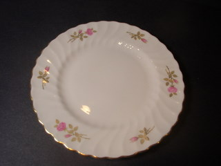 Make sure your browser can show photos and reload this page to see Syracuse China Courtship Salad plate