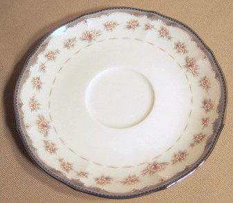 Make sure your browser can show photos and reload this page to see Noritake China Traviata 7327 Saucer only
