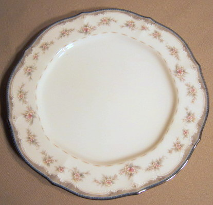 Make sure your browser can show photos and reload this page to see Noritake China Traviata 7327 Salad plate
