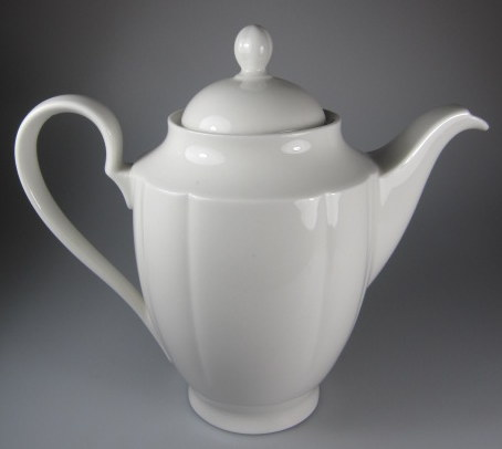 Make sure your browser can show photos and reload this page to see Rosenthal - Continental China Grace White Coffeepot and lid
