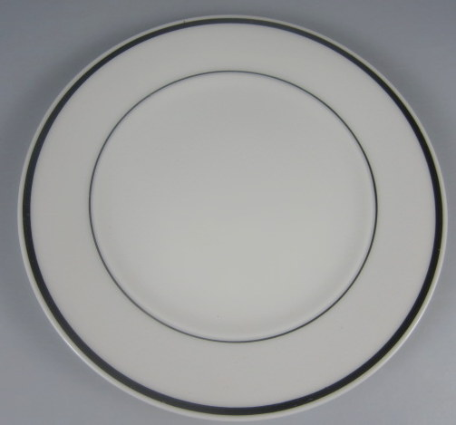 Make sure your browser can show photos and reload this page to see Block China Chateau D'argent Bread and butter plate Preowned but gently used 6