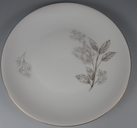 Make sure your browser can show photos and reload this page to see Hutschenreuther China #2382 Salad plate  7 5/8