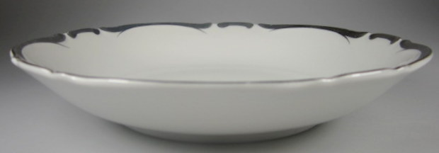 Make sure your browser can show photos and reload this page to see Harmony House China Starlight 3656 Soup bowl, coupe shape  7 5/8